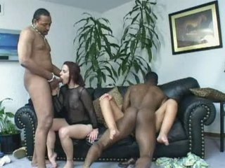 Milfs pounded unending by big black cocks