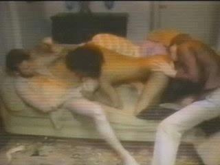 Sahara fucks a beggar w a strap-on while getting anal