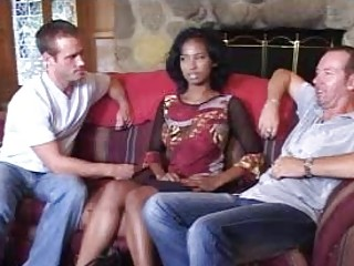 Upfront afro china all round threesome does blowjob be advisable for two horn-mad guys
