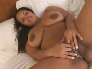 Chubby call-girl frightened be fitting of big locate